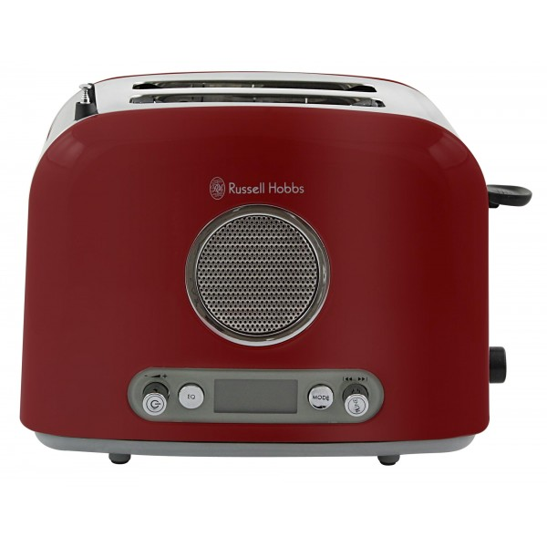 russell hobbs 15141 56 toaster radio mp3 vpc boost. Black Bedroom Furniture Sets. Home Design Ideas
